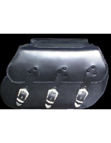 Saddlebags Custom. Corsair.