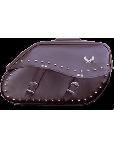 Saddlebags Custom. Free Spirit Eagle XL.